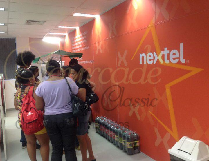 Evento Nextel na TIVIT