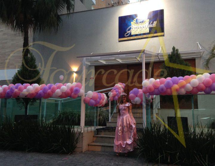 Princesa no Gonzaga Hall