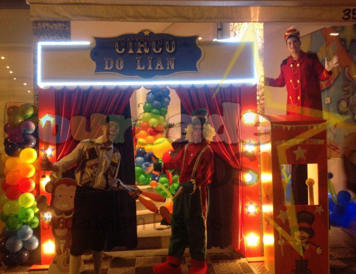 Circo do Lian