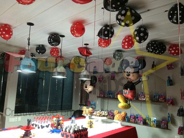 Aniversário do Mickey - Mamãe Giuliana