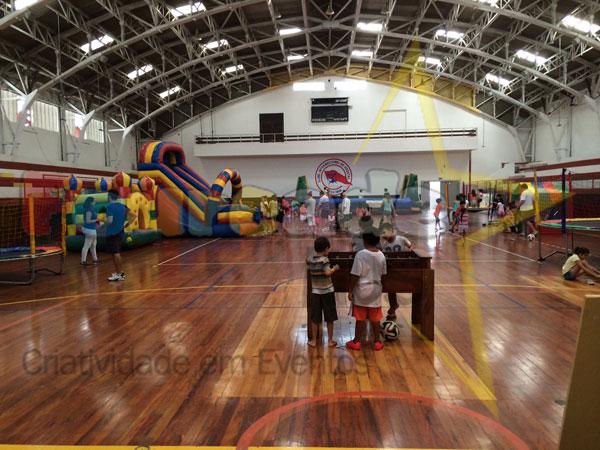 Dia das Crianças - Clube Internacional de Regatas