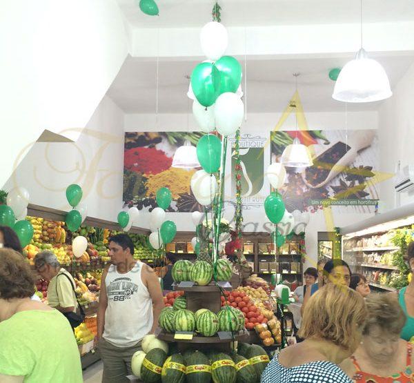 Inauguração - Boutique Hortifruti