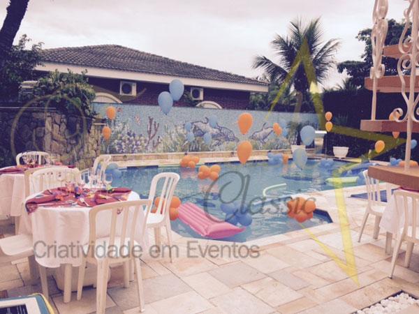 Aniversário em Condomínio Jardim Acapulco