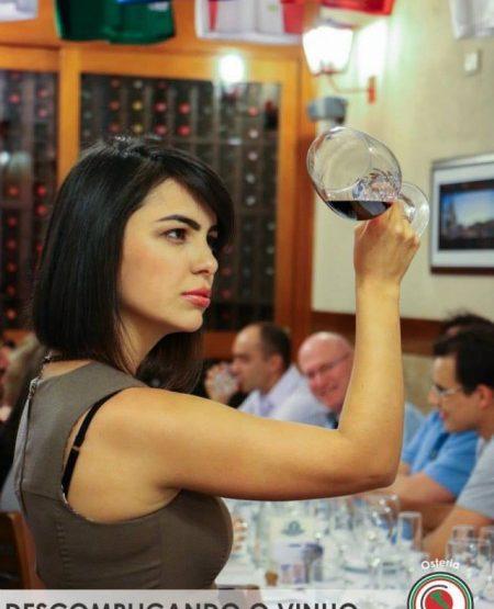 Curso Descomplicando o vinho com Mikaela Paim - Restaurante Generale