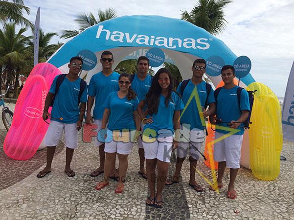 Promoção Havaianas em Praia Grande - Provis