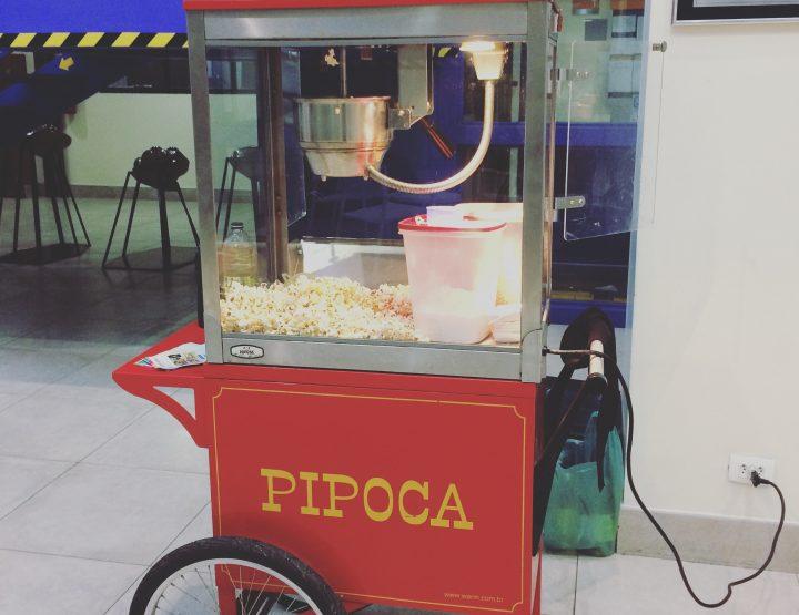 Pipoca Doce SENAC - Casa Aberta 2018