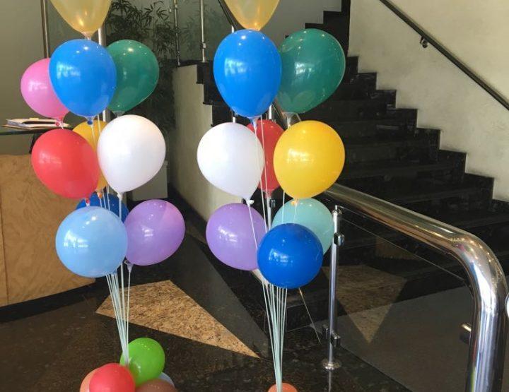 Estruturas para Balões